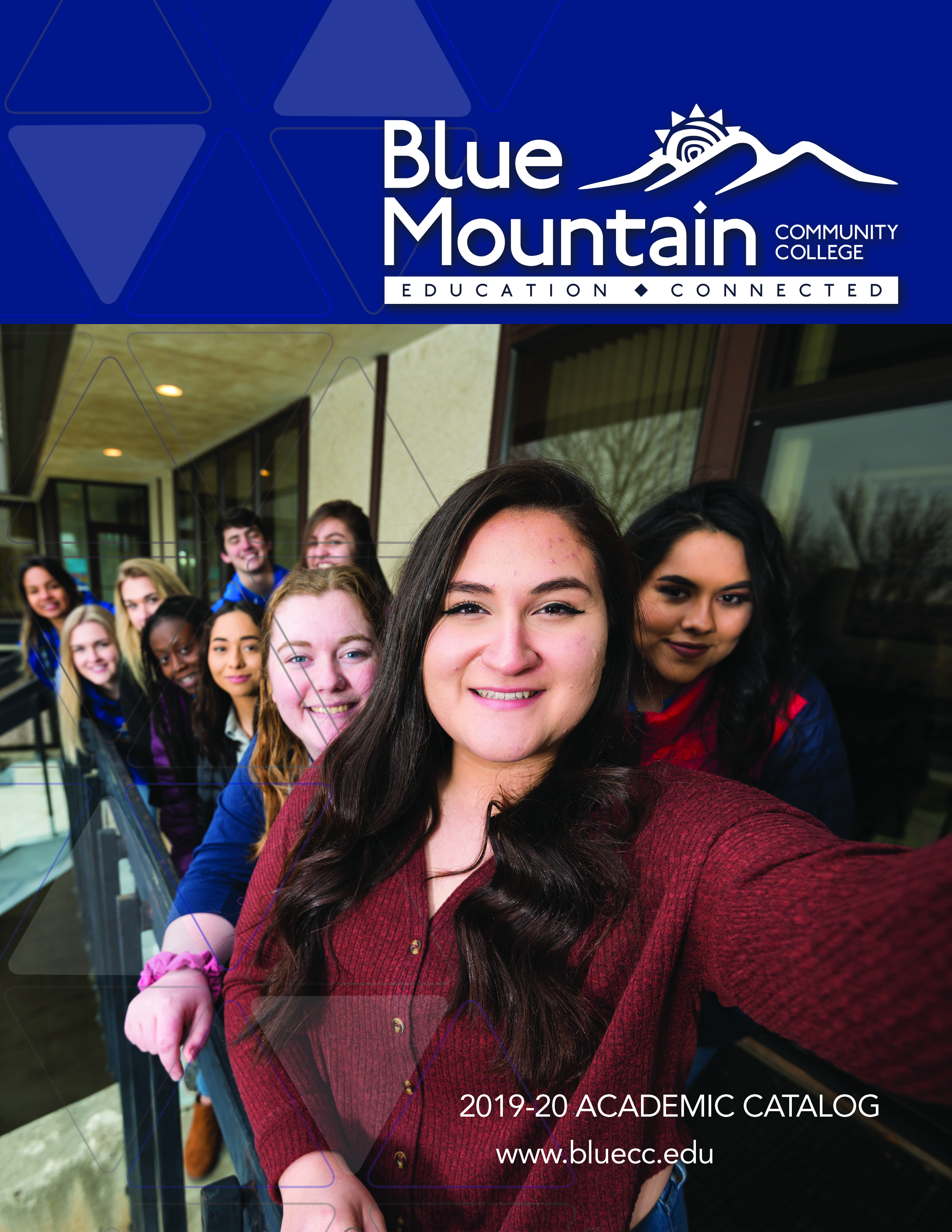 2019-2020 BMCC Academic Catalog link to PDF